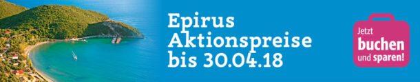 Epirus Banner April