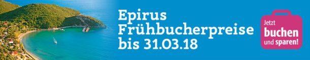 Epirus Banner