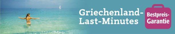 Griechenland Last Minute Angebote