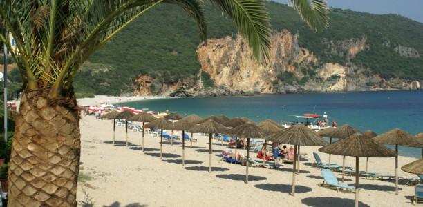 Urlaub in Parga, Epirus