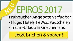 Angebote für Epirus Reisen 2017